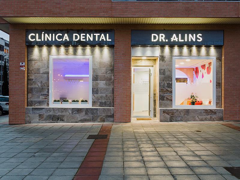 Clinica Dental Alins en Huesca