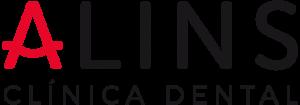 Logotipo Alins Clinica Dental Huesca